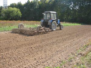 Предпосевная обработка почвы